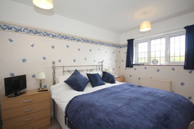Double Bed and Breakfast Room
