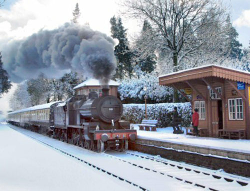 West Somerset Railway's Santa Trains